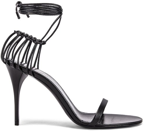 Lexi Sandals in Black | FWRD