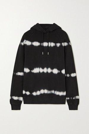 Ninety Percent | Sweat à capuche en jersey de coton biologique tie & dye | NET-A-PORTER.COM