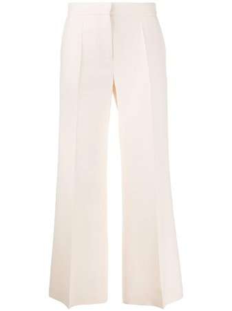 Valentino, cropped wide-leg trousers