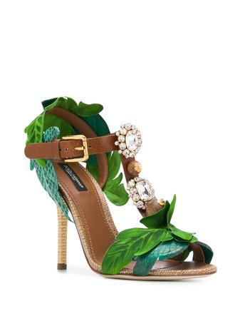 Dolce & Gabbana 'Keira' Sandalen - Farfetch