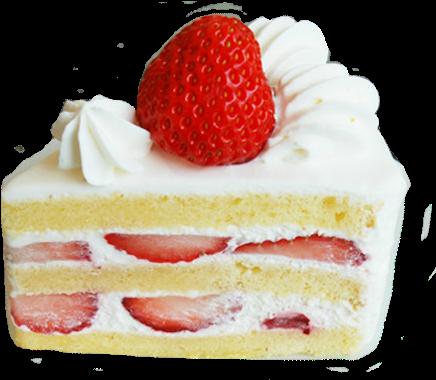 Download Yebbi-gongju Japanese Strawberry Shortcake, Strawberry - Cute Strawberry Shortcake Food PNG Image with No Background - PNGkey.com