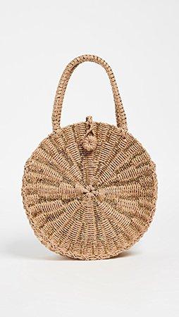 straw bag | Hat Attack