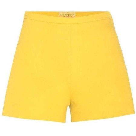 Giambattista Valli Cotton-Blend Shorts ($540)