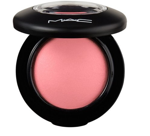 MAC Blush—Happy-Go-Rosy