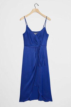 Giverny Midi Slip Dress | Anthropologie