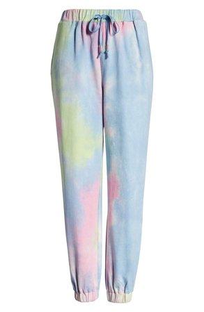 BLANKNYC Tie Dye Joggers | Nordstrom