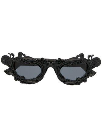 Moschino Eyewear Solglasögon - Farfetch