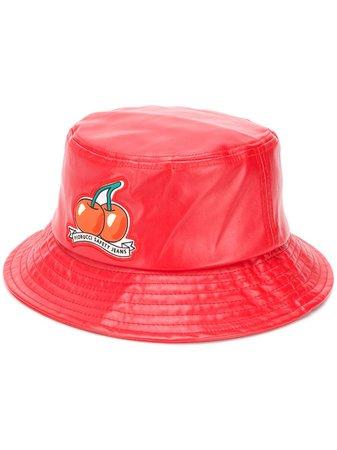 Fiorucci Cherry Vinyl Bucket Hat - Farfetch