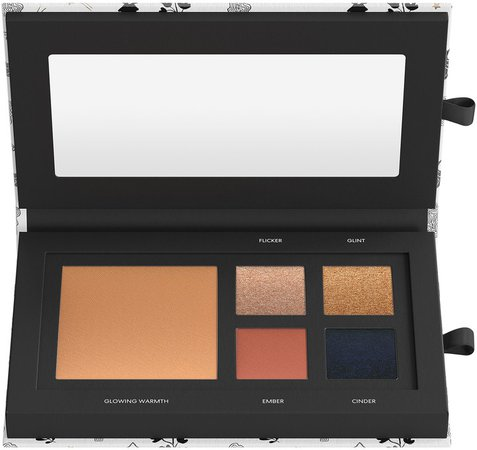 Warmth Eye Shadow & Cheek Palette