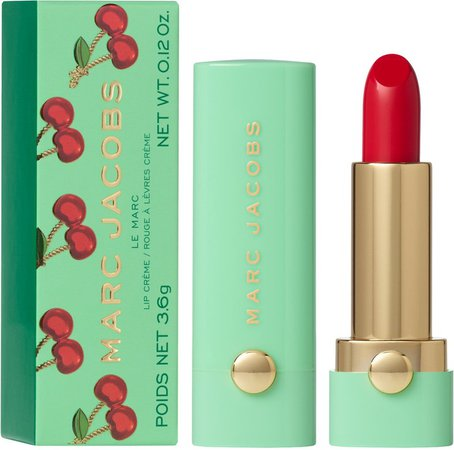 Le Marc Lip Creme Lipstick Very Merry Cherry Edition