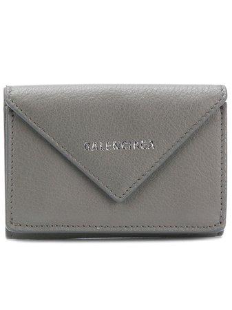 Balenciaga mini Paper wallet - FARFETCH
