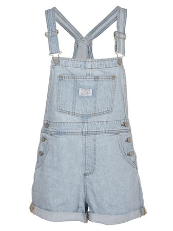 Levi's Classic Fitted Jumpsuit