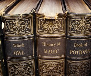 Study Books | Harry Potter | History of Magic Book of Potions Which OWL