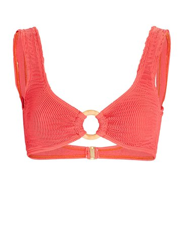 Cleonie Oceania Kini Bikini Top   INTERMIX®