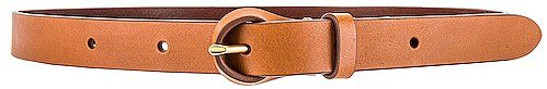 Brielle Leather Buckle Belt