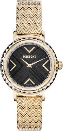 Chevron Joy Bracelet Watch, 37mm