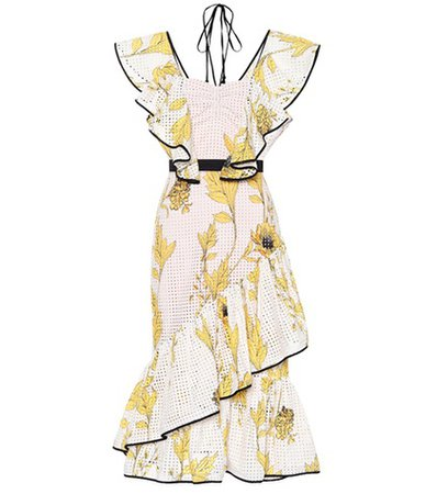Marquesas Islands cotton dress