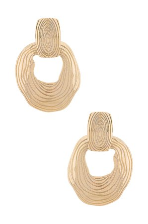 8 Other Reasons Odessa Earrings in Gold | REVOLVE