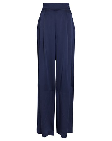 INTERMIX Private Label Siobhan Silk Pants   INTERMIX®