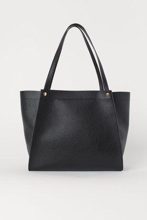 Shopper - Black - Ladies | H&M GB