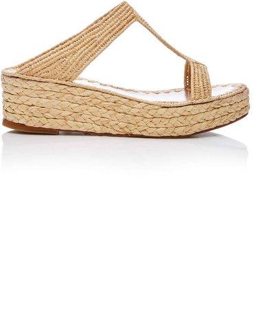 Bouchra Wedge Sandal