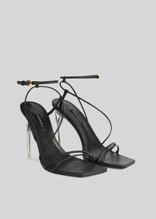 Versace Antheia Sandals for Women   US Online Store