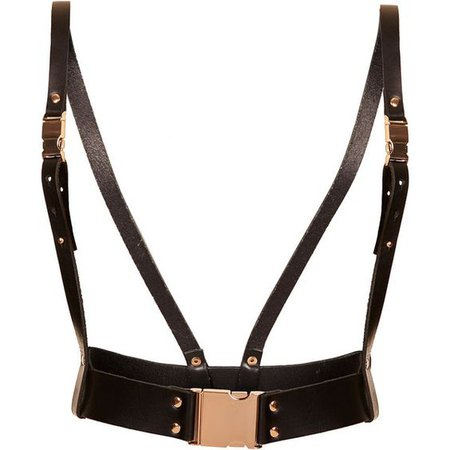 TOPSHOP Seat Belt Buckle Harness
