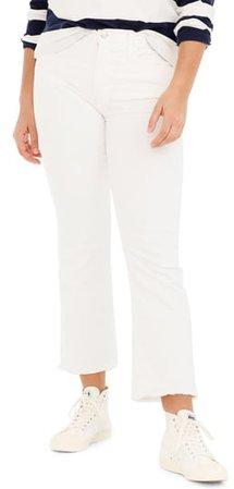 Demi-Boot Crop Jeans