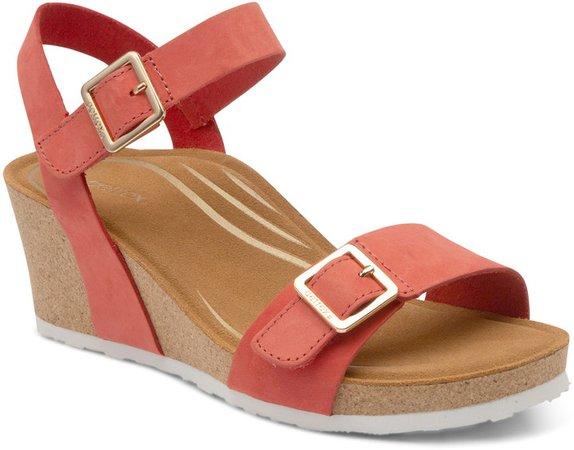 Lexa Wedge Sandal