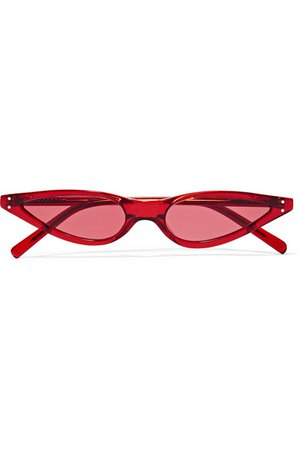 George Keburia | Cat-eye acetate sunglasses | NET-A-PORTER.COM