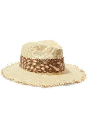 rag & bone | Frayed straw Panama hat | NET-A-PORTER.COM