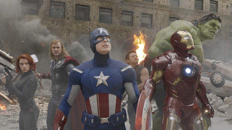 2012 - The Avengers - stills