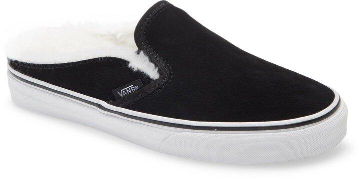 'Classic' Slip-On Sneaker Mule