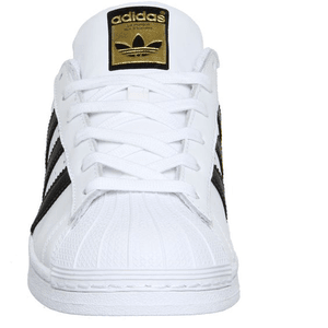 Adidas Sneakers Black and White PNG