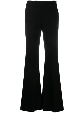 Polo Ralph Lauren, Low-rise flared trousers