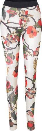 Baum und Pferdgarten Jazzlyn Floral-Print Jersey Pants