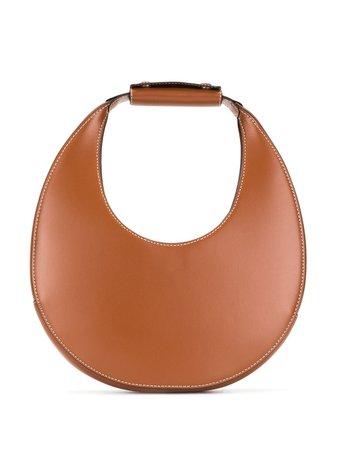 STAUD moon shoulder bag