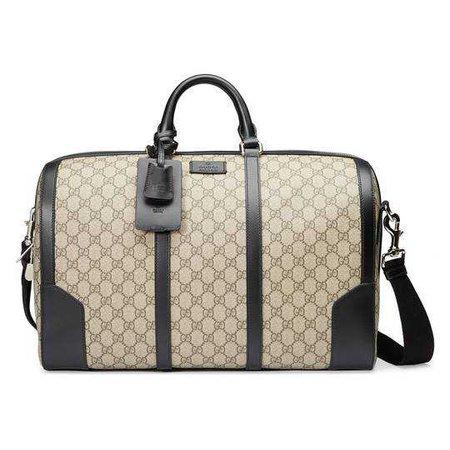 GG Supreme duffle - Gucci Men's Suitcases & Duffle Bags 406380KHN7N9772