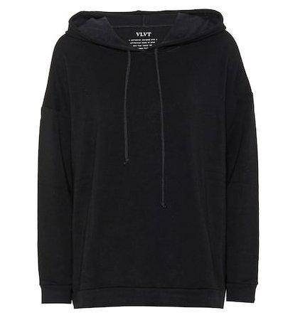Harley cotton-blend hoodie