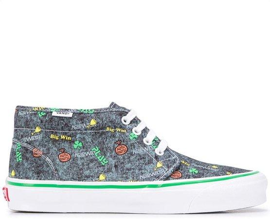 X Fergus Purcell OG chukka sneakers