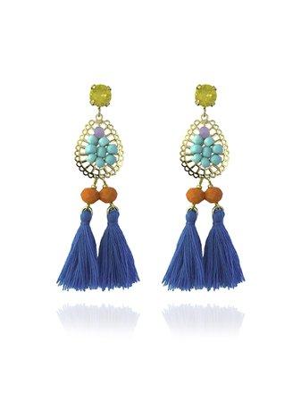 Statement earrings Zatthu