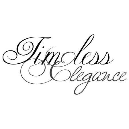 timeless elegance text - Google Search