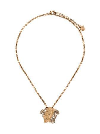 Versace Halsband Med Medusa - Farfetch