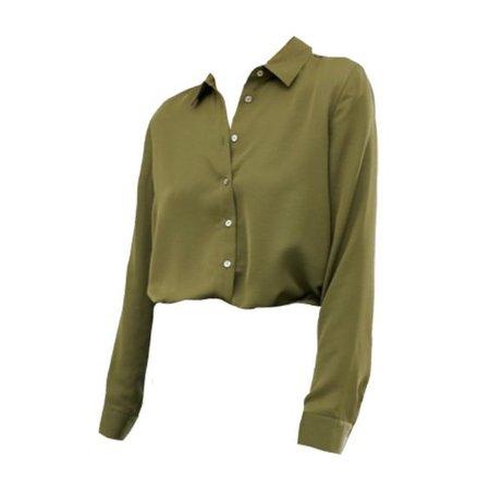 green shirt png