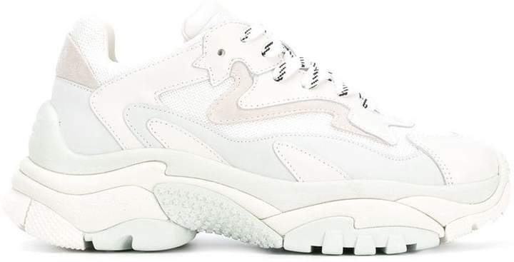 Addict chunky sole sneakers