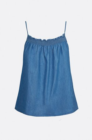 Manisha Sleeveless Cotton Top