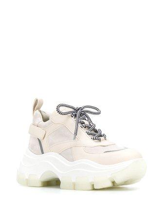 Prada Chunky Hiker Sneakers