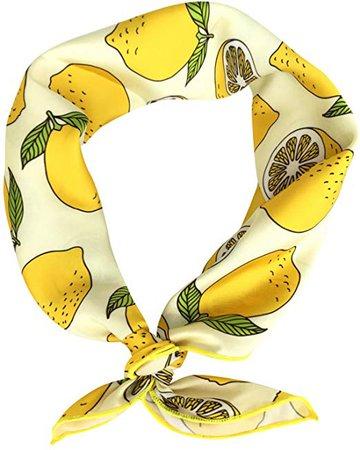pale yellow hair scarf - Google Search