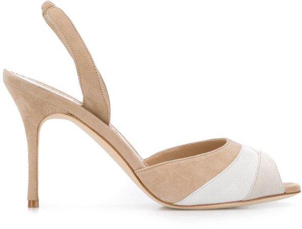 Meteora open toe sandals