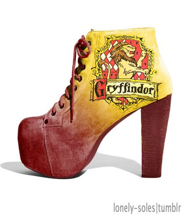 Harry Potter Heels/Shoes